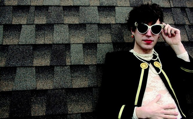 Ezra Furman (pochette du single «Lousy Connection») / Cantwell Faulkner Muckenfuss IV